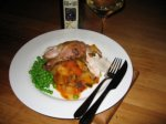 Jaison's Chardonnay Roast Chicken Recipe